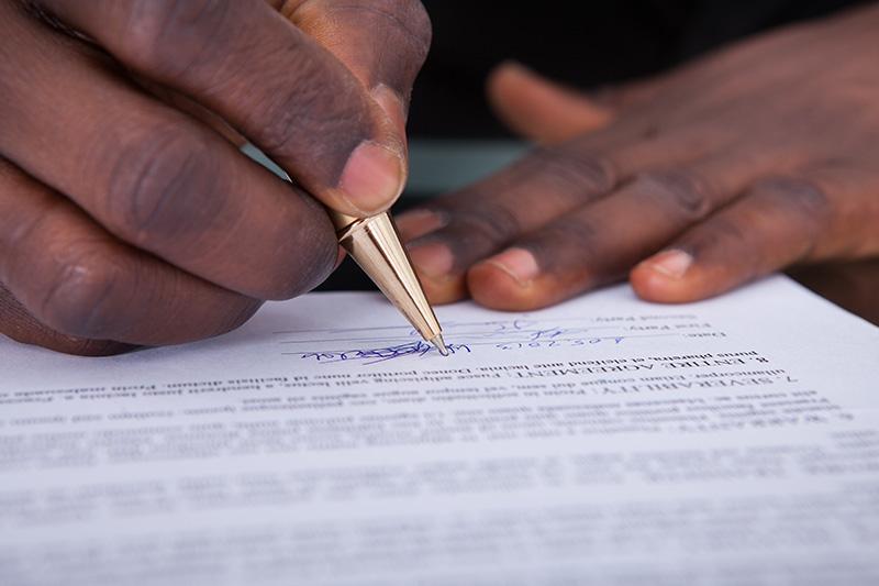 Legal Framework & Policies