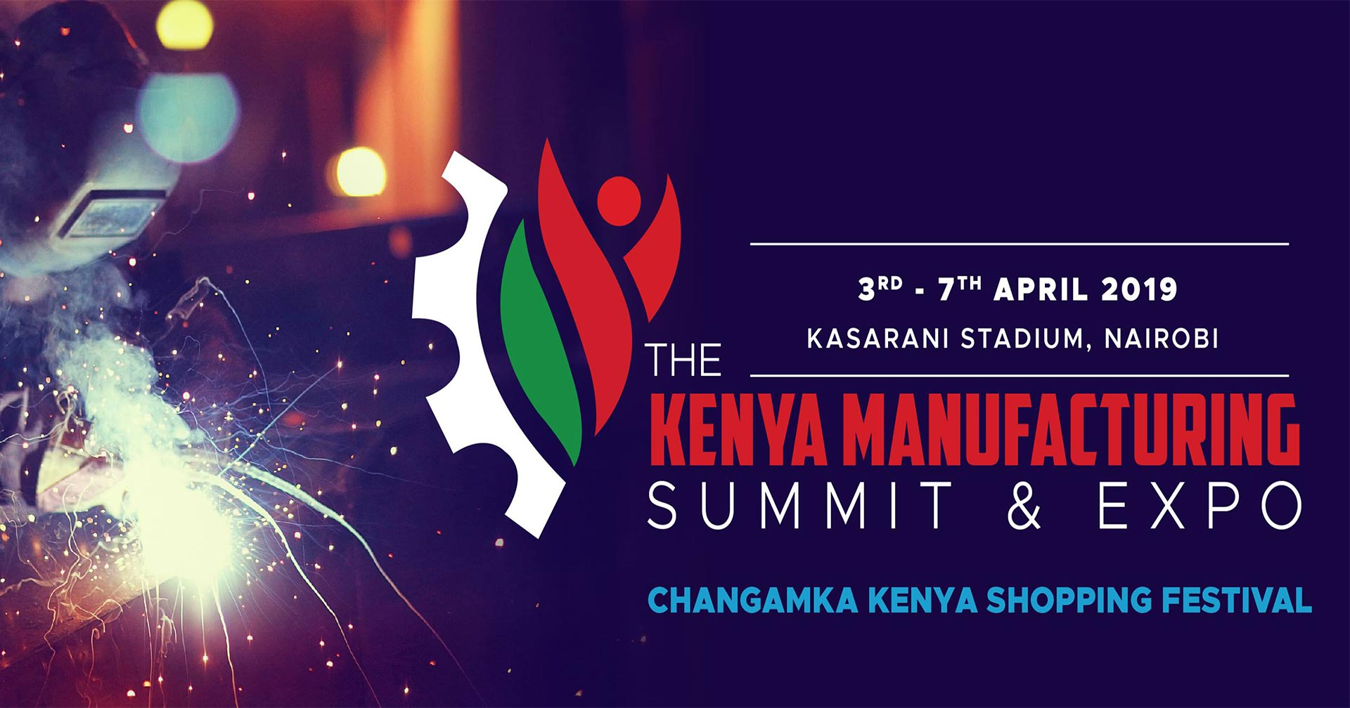 Be Part Of The Biggest Manufacturing Festival In Kenya